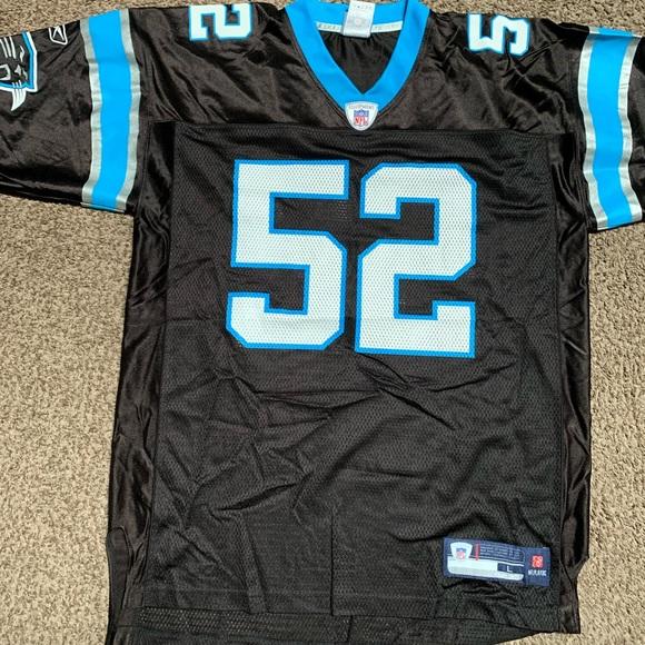 Carolina Panthers Jon Beason Reebok Jersey